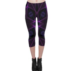 Universe Star Capri Leggings