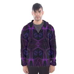 Universe Star Hooded Wind Breaker (men)