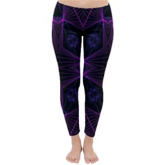 Universe Star Winter Leggings