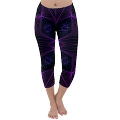 Universe Star Capri Winter Leggings
