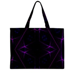 Universe Star Zipper Mini Tote Bag