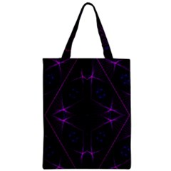 Universe Star Zipper Classic Tote Bag