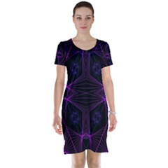 Universe Star Short Sleeve Nightdress