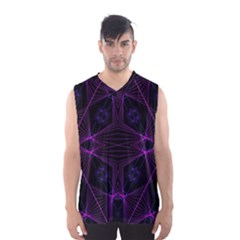 Universe Star Men s Basketball Tank Top
