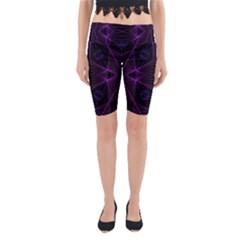 Universe Star Yoga Cropped Leggings