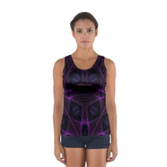 Universe Star Women s Sport Tank Top