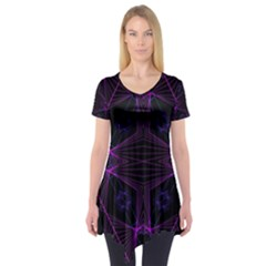 Universe Star Short Sleeve Tunic