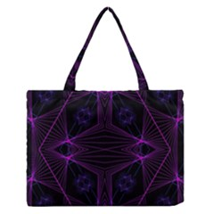 Universe Star Medium Zipper Tote Bag