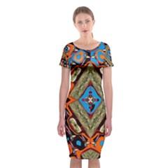 Imagesf4rf4ol (2)ukjikkkk, Classic Short Sleeve Midi Dress
