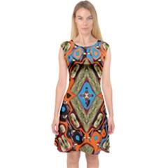 Imagesf4rf4ol (2)ukjikkkk, Capsleeve Midi Dress
