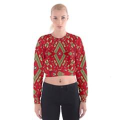 Imagesf4rf4ol (2)ukj Women s Cropped Sweatshirt