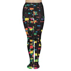 Playful colorful design Women s Tights