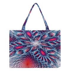 Creative Abstract Medium Tote Bag