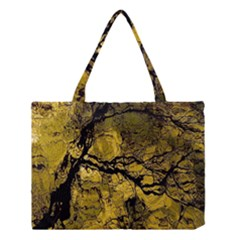Colorful The Beautiful Of Traditional Art Indonesian Batik Pattern Medium Tote Bag