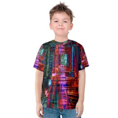 City Photography And Art Kids  Cotton Tee