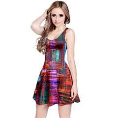 City Photography And Art Reversible Sleeveless Dress