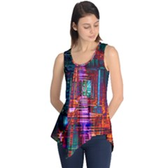 City Photography And Art Sleeveless Tunic