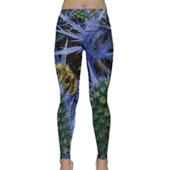 Chihuly Garden Bumble Yoga Leggings