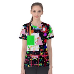 Colorful facroty Women s Cotton Tee