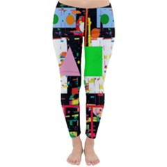 Colorful facroty Winter Leggings