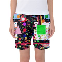 Colorful facroty Women s Basketball Shorts