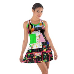 Colorful Facroty Cotton Racerback Dress