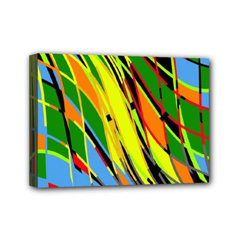 Jungle Mini Canvas 7  x 5