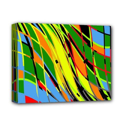 Jungle Deluxe Canvas 14  x 11