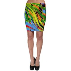 Jungle Bodycon Skirt