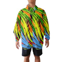 Jungle Wind Breaker (Kids)