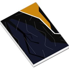 Digital abstraction Large Memo Pads