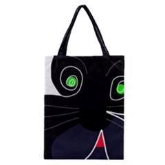 Big cat Classic Tote Bag