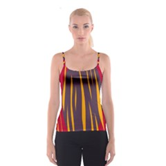 Fire Spaghetti Strap Top