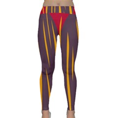 Fire Yoga Leggings