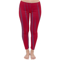 Hot lava Winter Leggings