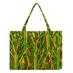 Upside Down Forest Medium Tote Bag