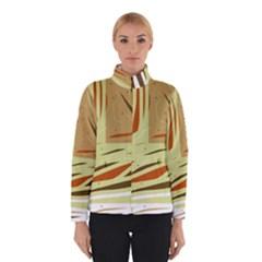 Brown decorative design Winterwear