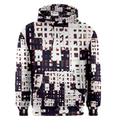 Abstract city landscape Men s Pullover Hoodie