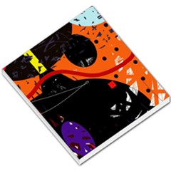 Orange dream Small Memo Pads
