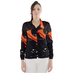 Orange Dream Wind Breaker (women)