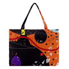 Orange Dream Medium Tote Bag