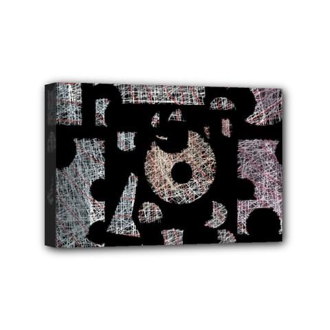 Elegant puzzle Mini Canvas 6  x 4