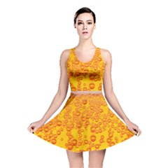 Beer Alcohol Drink Drinks Reversible Skater Dress