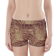 Beautiful Patterns Vector Boyleg Bikini Wrap Bottoms