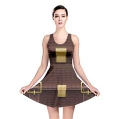 Brown Bag Reversible Skater Dress
