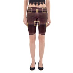 Brown Bag Yoga Cropped Leggings