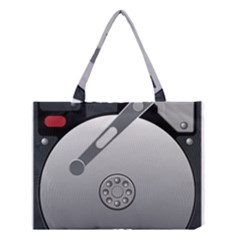 Computer Hard Disk Drive Hdd Medium Tote Bag