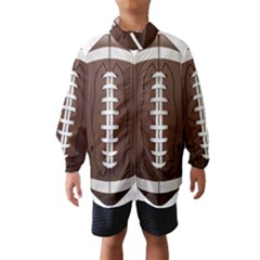 Football Ball Wind Breaker (Kids)