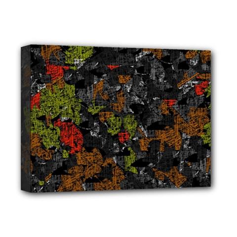 Autumn colors  Deluxe Canvas 16  x 12