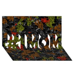 Autumn colors  #1 MOM 3D Greeting Cards (8x4)